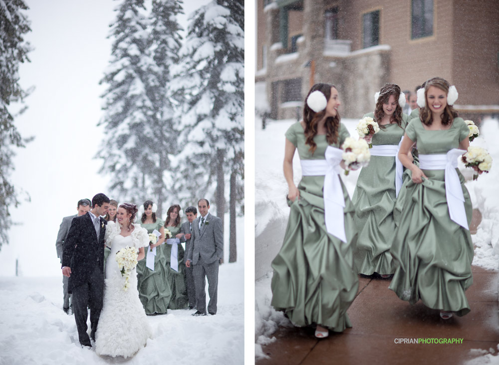 Winter wedding at the ritz carlton lake tahoe junglespirit Image collections